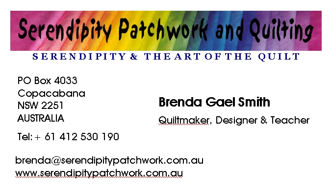 Business cards australia images card design and card template update on business cards serendipity and the art of the quilt serendipity patchwork quilting business card reheart Image collections