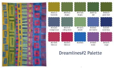 dreamlinespalette