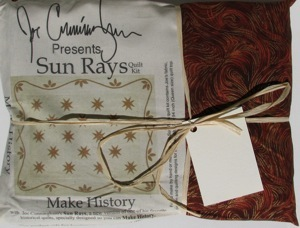 Sunrays Quilt Kit