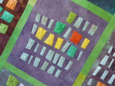 Timelines#1:Detail by Brenda Gael Smith