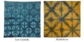 Serendipity Shibori Tutorial #2: Folding Resists