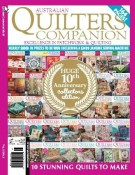 Stepping Out with Quilters Companion 49