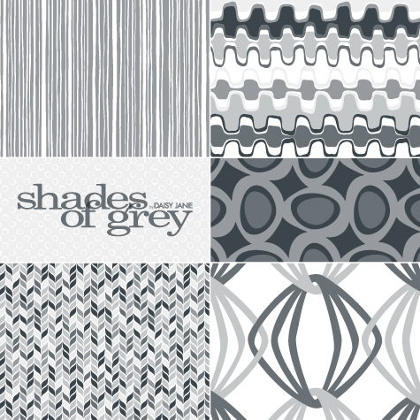 Shades of Grey by Daisy Jane