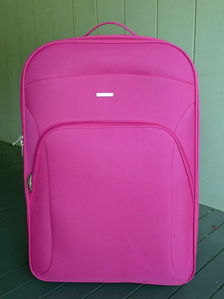 Pink Suitcase Australia | Luggage And Suitcases