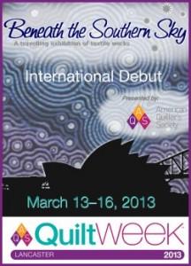 AQS Quiltweek 2013