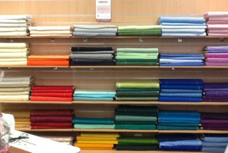 Kona Cotton Solids at Hobbysew Erina