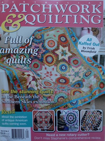 & Quilting Volume 22 No 4