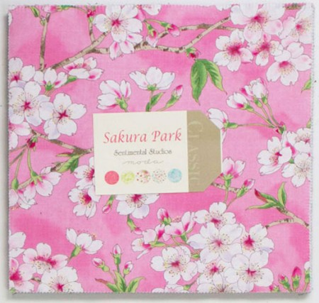 Sakura Park by Moda