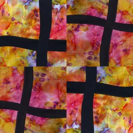 Cross blocks