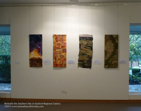 Beneath the Southern Sky at Gosford Regional Gallery