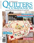 Modern X in Quilters Companion