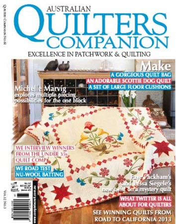 Quilters Companion #61
