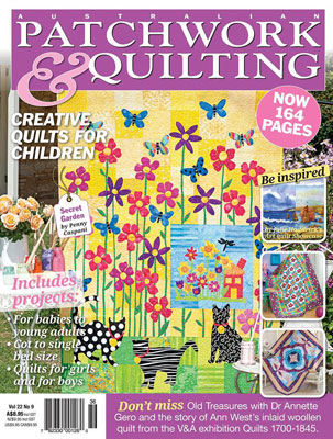 Australian Patchwork & Quilting Vol 22 No (
