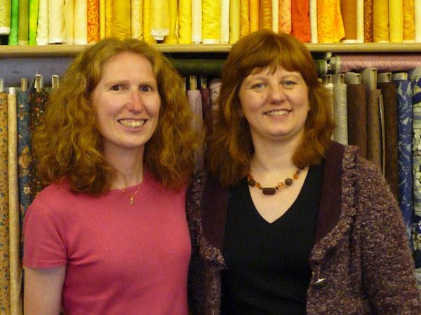 Brenda Smith & Helen Conway 2008
