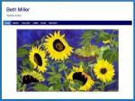 New Beth Miller Website