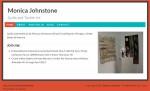 Monica Johnstone Website