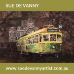 Sue de Vanny Artist Website
