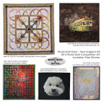 World Quilt Competition 2015: Australian Prize Winners