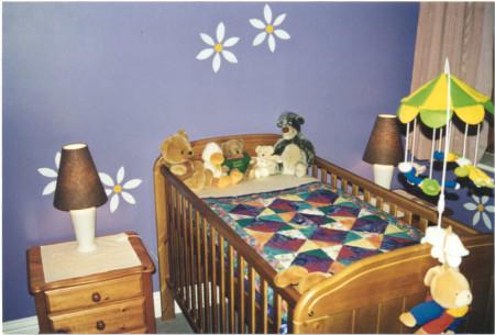 Maia's nursery