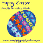 Happy Easter from the Serendipity Studio