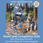 World Quilt Competition 2016: Australian Prize Winners