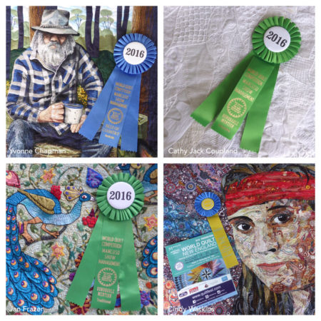World Quilt 2016 Prize WInners