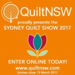 Call for Entries: Sydney Quilt Show