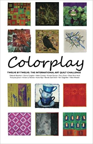 Twelve by Twelve Colorplay Book