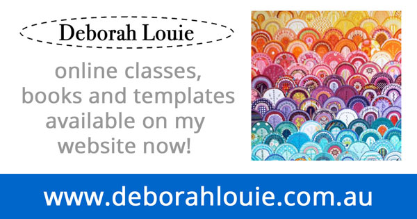 Deborah Louie website