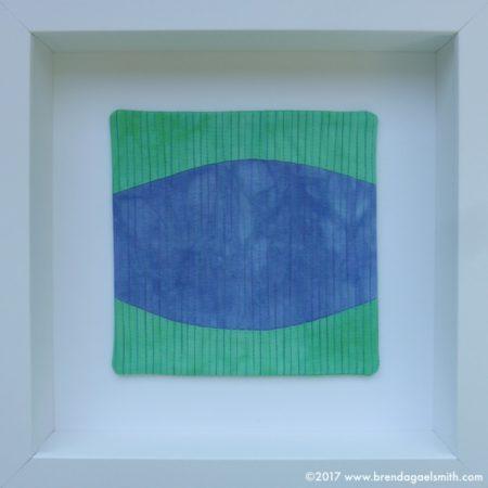 Weekly Art Project Week 33 Blue Groper
