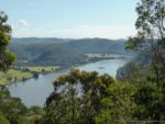 Hiking along the Hawkesbury River