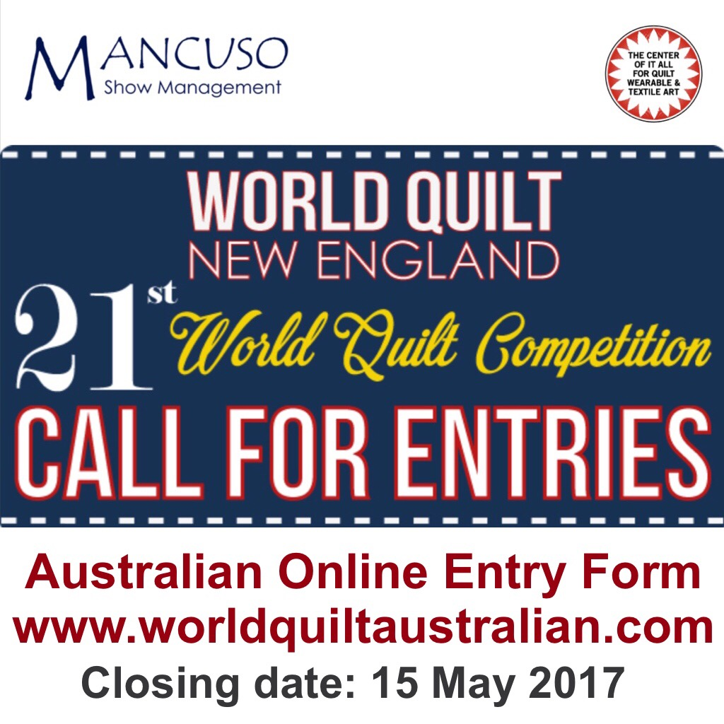 world quilt competition