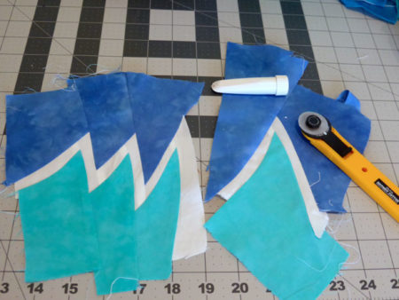 Weekly Art Project - Week 37 - Seaspray