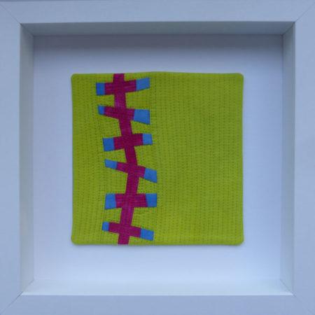 Weekly Art Project - Week 44 - Matchstick Bromeliad - Brenda Gael Smith