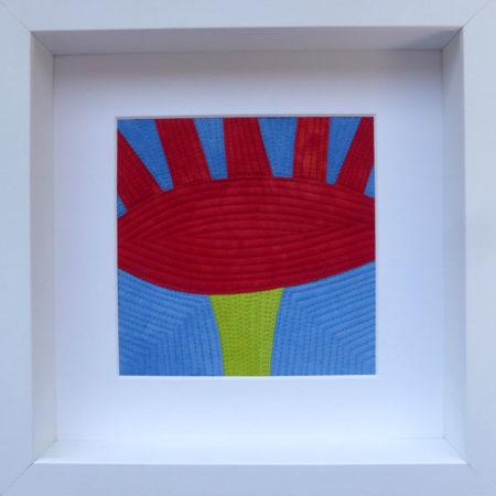 Weekly Art Project Week 43 - Gymea Lily Brenda Gael Smith