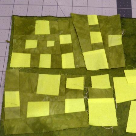 Alternate wattle - work in progress