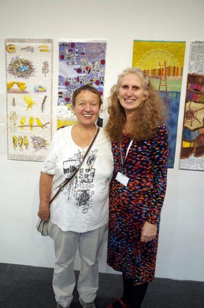 Maryte Collard and Brenda Gael Smith