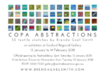 Copa Abstractions Weekly Art Project: On exhibition