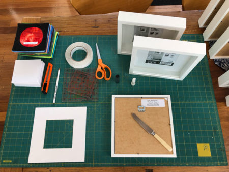 Ribba Framing Tutorial: Tools for Floating Framing