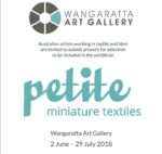 Call for Entries: Small Artwork Exhibition Opportunities
