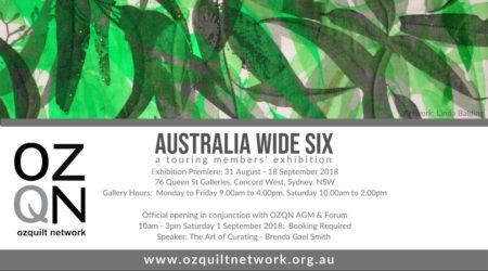 Australia Wide Six Premiere