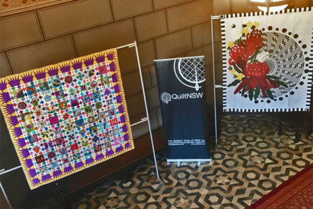 QuiltNSW at Government House