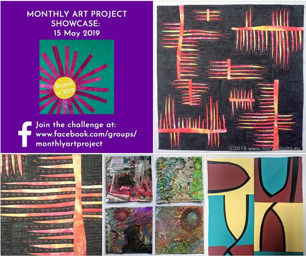 Monthly Art Project May Showcase