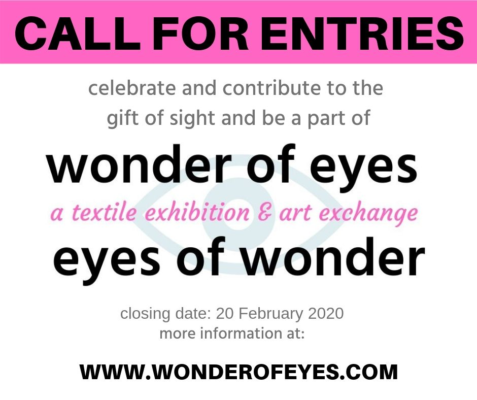 Call for Entries: Wonder of Eyes