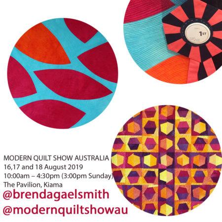 Modern Quilt Show Australia 2019