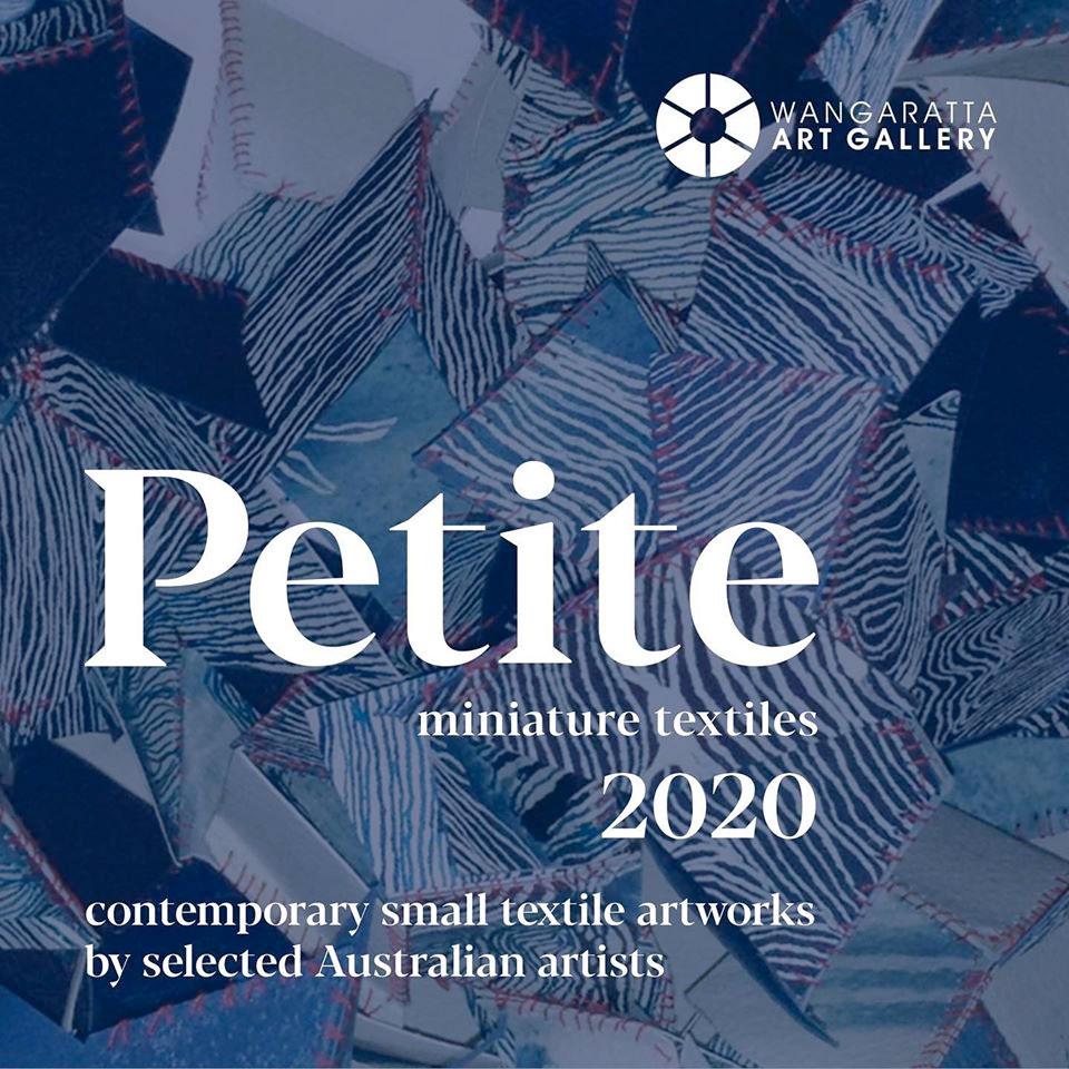 Petite Miniature Textiles 2020