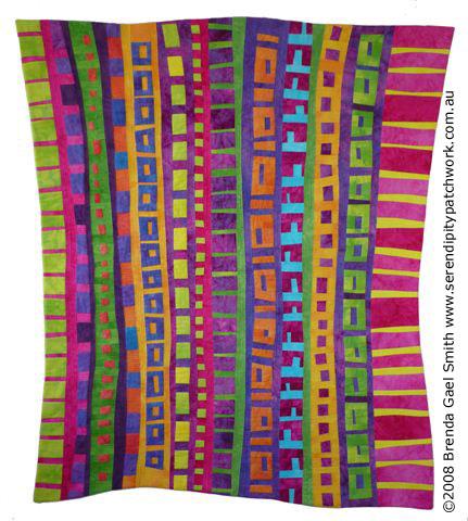 Dreamlines #1 Magic Carpet Brenda Gael Smith