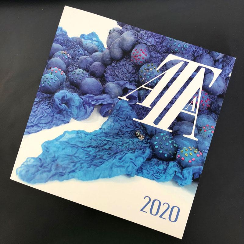 Australian Textile Art Award 2020 Book