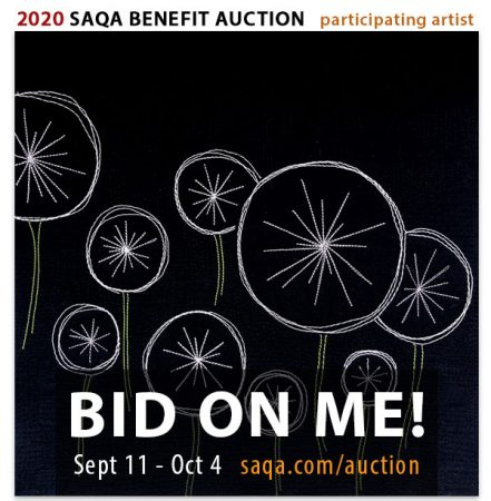 SAQA Benefit Auction 2020