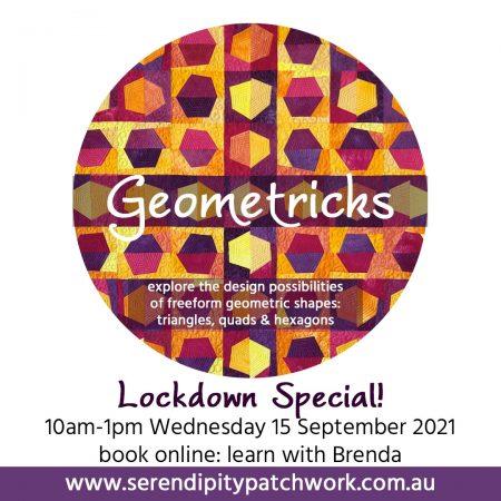 Geometricks - Lockdown Special
